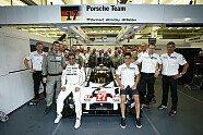 Porsche-Rookie-Test in Bahrain mit Juan Pablo Montoya - WEC 2015, Testfahrten, Bild: Porsche