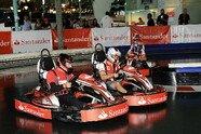 Media Nations Cup - Formel 1 2015, Abu Dhabi GP, Abu Dhabi, Bild: Santander