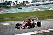 Freitag - Formel 1 2015, Abu Dhabi GP, Abu Dhabi, Bild: Ferrari