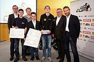 Siegerehrung auf der Essen Motor Show - ADAC Junior Cup 2015, Verschiedenes, Bild: ADAC Junior Cup