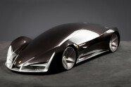 Zurück in die Zukunft mit Ferrari - Auto 2015, Präsentationen, Bild: Billy Galliano