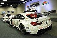 Jubiläumsdesigns für die beiden BMW M6 GTLM - IMSA 2016, Präsentationen, Bild: BMW