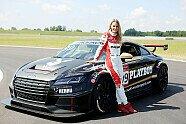 Doreen Seidel: Playboy-Bunny im Rennauto - Motorsport 2016, Verschiedenes, Bild: Doreen Seidel