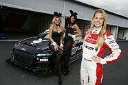 Doreen Seidel: Playboy-Bunny im Rennauto - Motorsport 2016, Verschiedenes, Bild: Audi Communications Motorsport