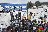 Tag 3 & Podium - WRC 2016, Rallye Schweden, Torsby, Bild: Volkswagen Motorsport