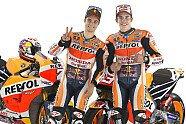 Vorgestellt: Die neue Repsol-Honda - MotoGP 2016, Präsentationen, Bild: HRC