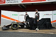 Präsentation Force India VJM09 - Formel 1 2016, Präsentationen, Bild: Sutton