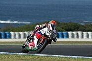 WSBK-Testfahrten auf Phillip Island - Superbike WSBK 2016, Testfahrten, Bild: Honda