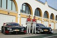 Testfahrten in Monteblanco - DTM 2016, Testfahrten, Bild: Audi