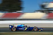 GP2-Testfahrten in Barcelona - GP2 2016, Testfahrten, Bild: GP2