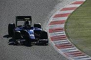 GP2-Testfahrten in Barcelona - GP2 2016, Testfahrten, Bild: GP2 Series