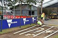 Vorbereitungen - Formel 1 2016, Australien GP, Melbourne, Bild: Sutton