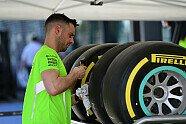 Mittwoch - Formel 1 2016, Australien GP, Melbourne, Bild: Sutton
