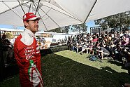 Donnerstag - Formel 1 2016, Australien GP, Melbourne, Bild: Ferrari