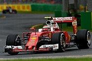 Freitag - Formel 1 2016, Australien GP, Melbourne, Bild: Ferrari