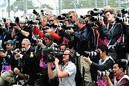 Samstag - Formel 1 2016, Australien GP, Melbourne, Bild: Sutton