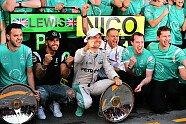Sonntag - Formel 1 2016, Australien GP, Melbourne, Bild: Sutton