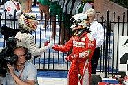 Sonntag - Formel 1 2016, Australien GP, Melbourne, Bild: Ferrari