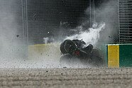 Rennen - Formel 1 2016, Australien GP, Melbourne, Bild: Sutton