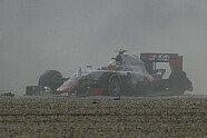 Horror-Crash Alonso - Formel 1 2016, Australien GP, Melbourne, Bild: Sutton