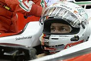 Samstag - Formel 1 2016, Bahrain GP, Sakhir, Bild: Ferrari