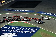 Rennen - Formel 1 2016, Bahrain GP, Sakhir, Bild: Sutton