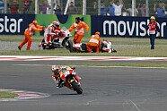 Sturz-Festival - MotoGP 2016, Argentinien GP, Termas de Río Hondo, Bild: Repsol
