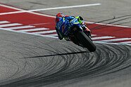 Freitag - MotoGP 2016, American GP, Austin, Bild: Suzuki
