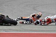 Sturz-Festival - MotoGP 2016, American GP, Austin, Bild: Milagro