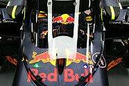 Aero Screen: Cockpitschutz von Red Bull - Formel 1 2016, Russland GP, Sochi, Bild: Red Bull
