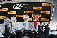Podium - Formel 1 2016, Russland GP, Sochi, Bild: Sutton