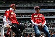Sonntag - Formel 1 2016, Russland GP, Sochi, Bild: Ferrari