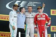 Podium - Formel 1 2016, Russland GP, Sochi, Bild: Mercedes-Benz