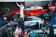 Sonntag - Formel 1 2016, Russland GP, Sochi, Bild: Mercedes-Benz