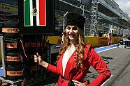 Girls - Formel 1 2016, Russland GP, Sochi, Bild: Sutton