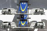 Technik - Formel 1 2016, Spanien GP, Barcelona, Bild: Sutton