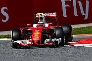 Samstag - Formel 1 2016, Spanien GP, Barcelona, Bild: Sutton