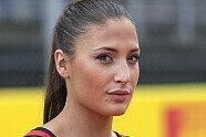 Girls - Formel 1 2016, Spanien GP, Barcelona, Bild: Sutton