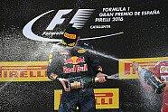 Podium - Formel 1 2016, Spanien GP, Barcelona, Bild: Sutton