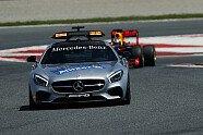 Rennen - Formel 1 2016, Spanien GP, Barcelona, Bild: Sutton