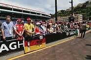 Freitag - Formel 1 2016, Monaco GP, Monaco, Bild: Sutton