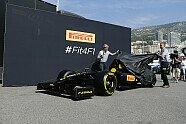 Präsentation: Pirelli zeigt 2017er-Reifen - Formel 1 2016, Präsentationen, Monaco GP, Monaco, Bild: Sutton
