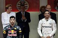 Podium - Formel 1 2016, Monaco GP, Monaco, Bild: Sutton