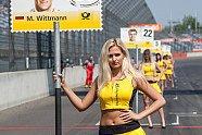 Grid Girls - DTM 2016, Lausitzring, Klettwitz, Bild: Simninja Photodesignagentur