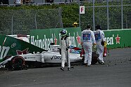 Massa-Unfall - Formel 1 2016, Kanada GP, Montreal, Bild: Sutton