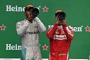 Podium - Formel 1 2016, Kanada GP, Montreal, Bild: Sutton