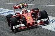 Rennen - Formel 1 2016, Kanada GP, Montreal, Bild: Ferrari