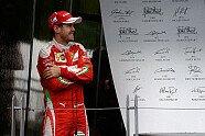 Podium - Formel 1 2016, Kanada GP, Montreal, Bild: Ferrari