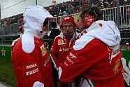 Sonntag - Formel 1 2016, Kanada GP, Montreal, Bild: Ferrari