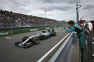 Rennen - Formel 1 2016, Kanada GP, Montreal, Bild: Mercedes-Benz
